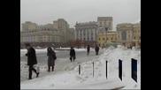 Москва е затрупана от най-обилния ноемврийски сняг за последните 50 години