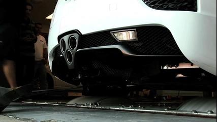 First Test 2012 of Lexus