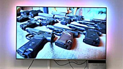 Борисов: Хванахме толкова много оръжия, колкото и специалните бригади нямат