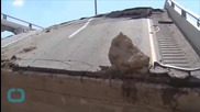 Interstate 10 in California Reopening After Bridge Damage