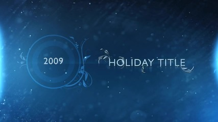 Happy Holidays 2009!