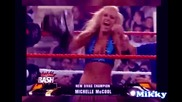 Michelle Mccool - undead (mv)one year with me