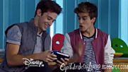 Soy Luna - Матео и Гастон разговарят за Луна и Фелисити - епизод 52 + Превод