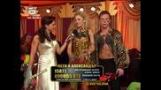 Dancing Stars - 24.11.08г. - Tанцът На Нети И Александър - Мамбо - Perfect-Quality