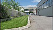 озеленяване складова база затревяване работна среда