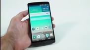 LG G3 - задава ли се титан на дигиталния хоризонт? Видео ревю на smartphone.bg