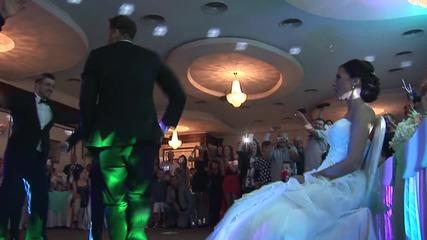 Best wedding surprise dance