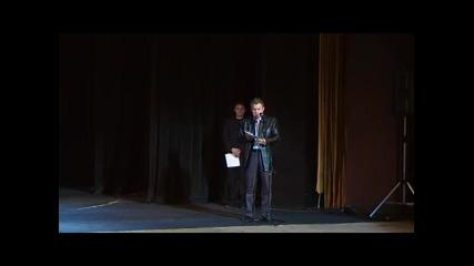 Кратък репортаж от благотворителния концерт за Петко Георгиев