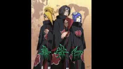 Naruto - Akatsuke