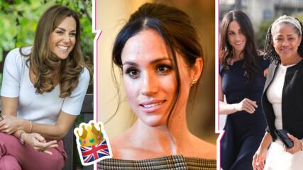 Скандалното интервю: Меган била разплакана от Кейт, в двореца питали за цвета на кожата на Арчи