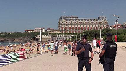 France: Security beefed up in Biarritz ahead of G7 summit