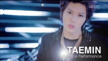 Super Junior/ Dbsk/ Tvxq/ Shinee/ Exo- Dance Perpomence @ Sbs Gayo Daejun 2012