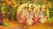 Осень, Осень, Разноцветный Наряд
