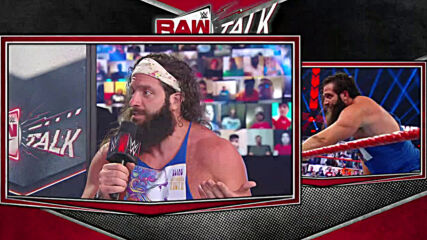 Elias talks about topping the charts: WWE Raw Talk, Oct. 26, 2020