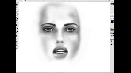 Нарисувай Адриана Лима На Компа !