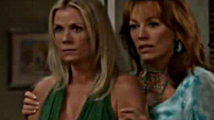 Bold & Beautiful/дързост и красота - Брук и Джаки разкриват, че Стефани е излъгала за инфаркта си