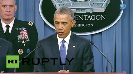 USA: Assad must go - Obama