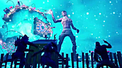 Fortnite - Travis Scott (official Music Video)