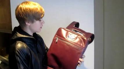 Justin Bieber louis stewart vide