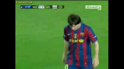 Barcelona разгроми Arsenal с 4 - 1