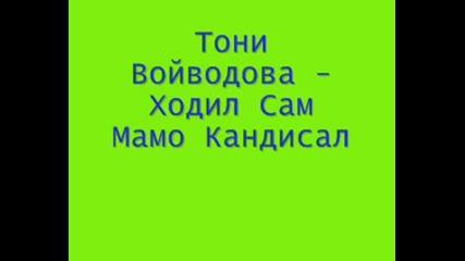 Tони Войводова - Ходил Сам Мамо Кандисал