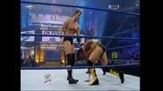 Summerslam 2008 - Cm Punk Vs Jbl (World Heavyweight Championship)