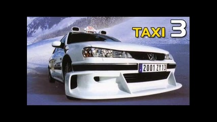 Taxi 3 soundtrack