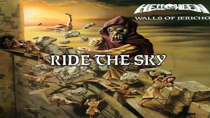 Helloween - Walls Of Jericho + Ride The Sky (1985)