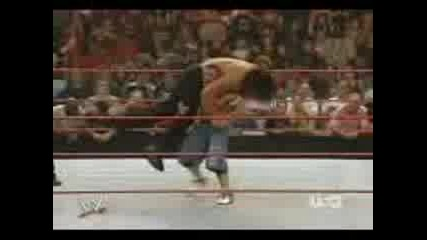 Wwe John Cena Vs Umaga Vs Great Khali