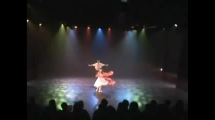 Modern Ballet - That Place In Your Heart