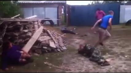 Полудял руснак