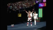 Shawn Michaels' entrance theme has roots in the Legend's House Wwe Legends'