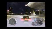 Need for Speed Underground 2-burnout