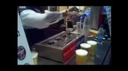 Модерен начин за наливане на бира