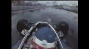 Patrick Depailler На Мокро Време 1978