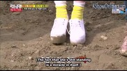 [ Eng Subs ] Running Man - Ep. 213 (with Yoo In Young, Choi Yeo Jin, Seo Woo and more) - 1/2