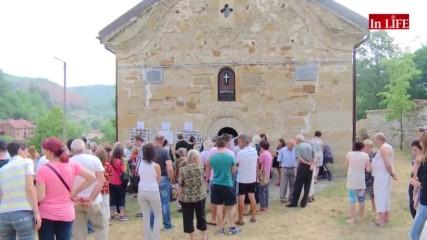 Черквата в Дивля се събуди за нов живот