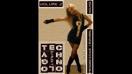 Dj Alex T - Tech - Nology Vol.2 (2011) minimal / progressive house