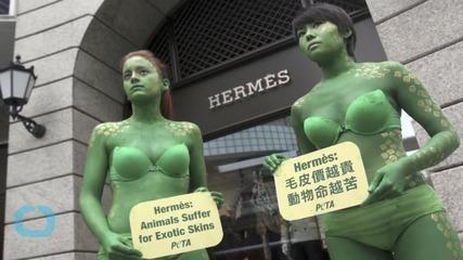 Jane Birkin Asks Hermes to Take Her Name Off Croc Handbag