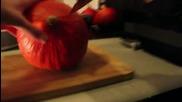 Хелоуин тиква - Stop motion анимация