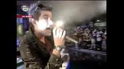 Денислав И Песента Chillin Много Добро изпълнение ! Music Idol 2 07.04.08 *HQ*