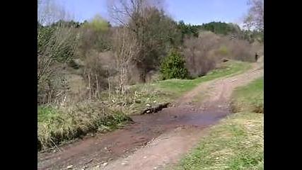 Преминаване през реката на Локорско 8