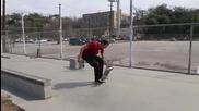 Skateboard Tricks - Boneless