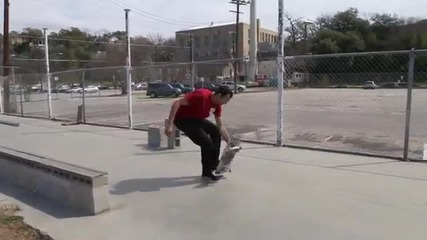 Skateboard Tricks - Boneless