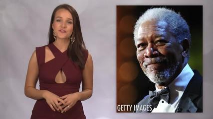 "Morgan Freeman Says Marijuana Should be Legalized ""Across The Board"""