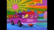 The Simpson - Пафкат Марихуана