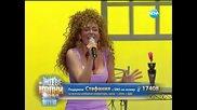 Стефания Колева като Whitney Houston - Като две капки вода - 21.04.2014 г.