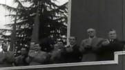 Военен парад в Албания по времето на Енвер Ходжа 1959