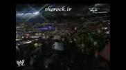 john cena vs umaga royal rumble 2007 last man standing match