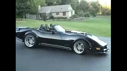 1200 Hp Corvette